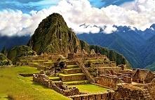 Machu Picchu - Miasto Inków - Peru