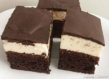 Domowe ptasie mleczko Niezbyt słodkie, łatwe do wykonania ciasto i bardzo sma...