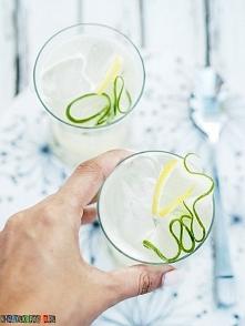 Przepis na przepyszną orzeźwiającą lemoniadę ogórkową