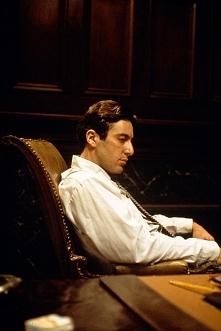 Al Pacino jako Michael Corleone  Ojciec chrzestny 1972