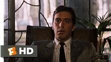 """Ojciec chrzestny (1972)  cz. 2  Film twórcy """"Rozmowy"""" jest również ..."""