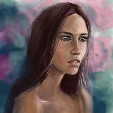 moja ostatnia praca :) Digital painting Deviantart @ariiada
