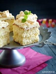 """Ciasto """"Bananowa chmur..."""