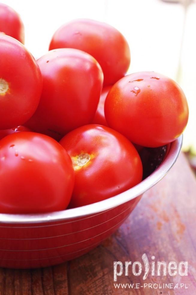 Dziś o moich ulubionych pomidorach