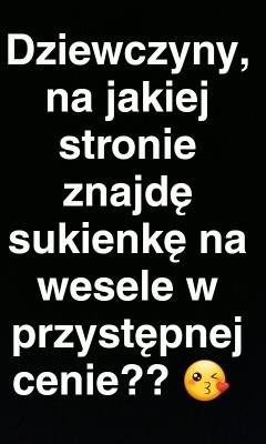 Wesele Sukienka Na Cytaty Zszywkapl