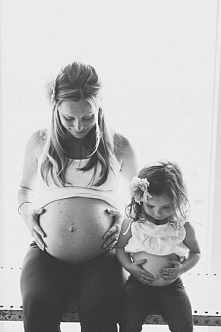 Mama i córka <3