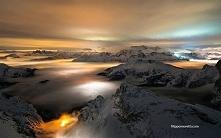 Notturna di inizio gennaio nei pressi del Rifugio Lagazuoi. Cortina d'Am...