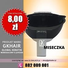 GK Hair miseczka mixing bowl cena 8zł sklep warszawa