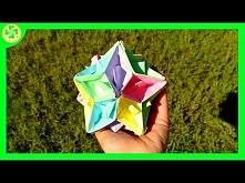 Filmik ukazujący sposób tworzenia prześlicznej kuli z 30 łódek origami! ;)