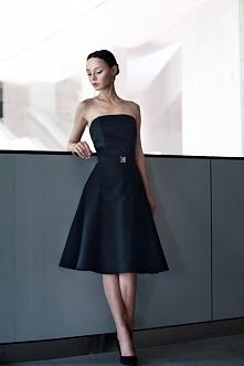 Sukienka Mercedes czarny