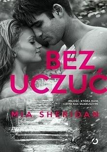 """Na blogu recenzja książki """"Bez uczuć""""   /miedzywersami123.blogspot"""