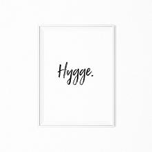 Plakat motywujący Hygge 61x...