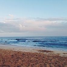 Pięknie by było być nad morzem :)