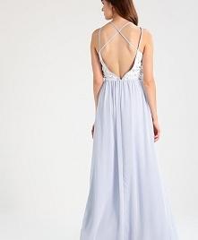 Romantyczna długa sukienka ...