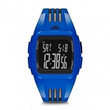 Adidas ADP6096 męski zegarek w stylu sportowym wykonany z niebieskiego tworzy...