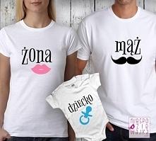 Komplet dla rodziców Mąż, Ż...