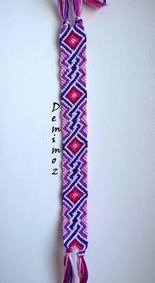 Bransoletka z muliny Więcej na fb -> Demimoz - handmade