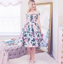Doskonała sukienka Chi Chi London na wesele, do kupienia TU ➡️ sukienkichichi...