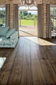 Podłogi imitujące naturalne...