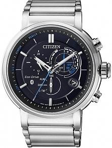 Citizen BZ1001-86E męski zegarek zasilany energią słoneczną z możliwością łąc...