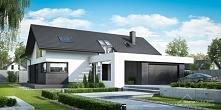 Nowoczesny projekt domu HomeKONCEPT-49