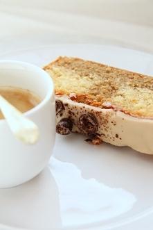 Ciasto ucierane espresso
