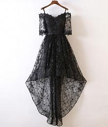 Piękna sukienka *^* marzę o niej