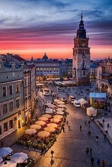 Piękny Kraków :))