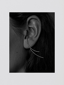 ••claw earrings | sote jewe...
