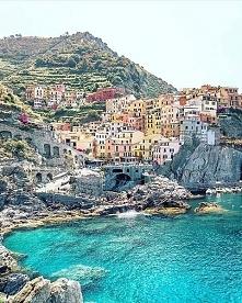 Cinque Terre, Włochy :)