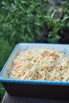 Coleslaw z kapusty pekińskiej