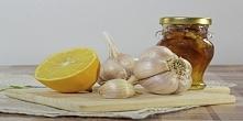 Oczyść swoje tętnice wykorzystując mieszankę z cytryny i czosnku