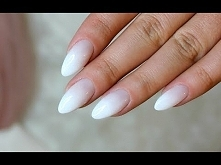 BABY BOOMER ALMOND NAILS | ...