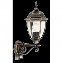Lampa ścienna TORONTO - dostępna w =mlamp=  Prezentowane oświetlenie Prezentowane oświetlenie to ciekawa propozycja oświetlenia elewacji o dekoracyjnym charakterze. Wykończenie ...