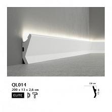 QL014r Mardom to nowoczesna listwa przypodłogowa z możliwością zastosowania taśmy LED. Jej kształt doskonale sprawdzi się w nowoczesnych aranżacjach wnętrz. Wykonana z najwyższe...