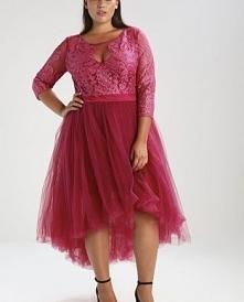 Przepiękny kolor sukienki d...