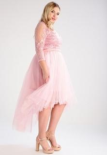 Piękna koronkowa sukienka d...