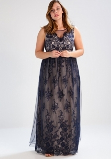 Elegancka sukienka dla pusz...