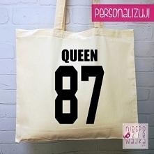 "Torba ""Queen + liczba"""