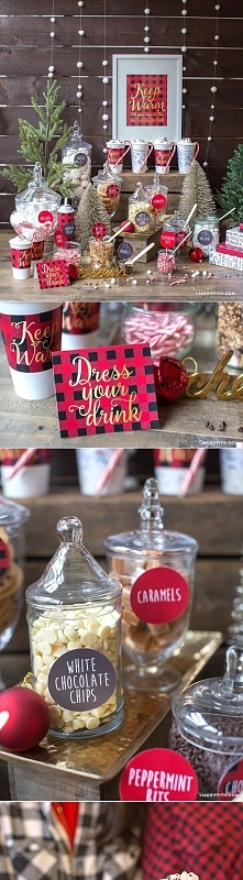 dress your drink ^^
