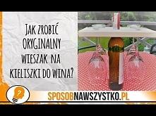 Wieszak Na Kieliszki Do Win...