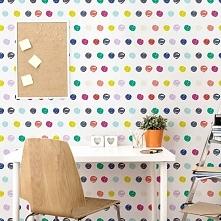 stylowe wnętrze: kącik do nauki/domowe biuro w stylu Myloview