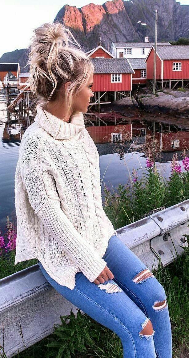 Szykujemy sweterki ♡