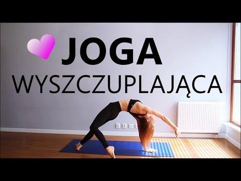 Vinyasa Power Joga - Joga Wyszczuplająca - Małgorzata Mostowska
