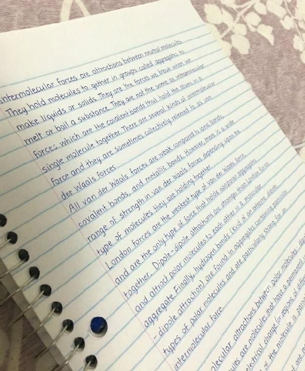 Pismo które przyciąga uwagę...