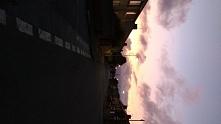 taki piękny zachód w Port T...