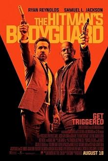 The Hitman's Bodyguard - niestety polski tytuł Bodyguard Zawodowiec ;) hehe świetny film idzcie do kina koniecznie!;) zabawny super muzyka i pełno akcji