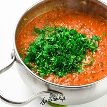 Prosty i zdrowy sos warzywny do ryżu, kaszy czy makaronu