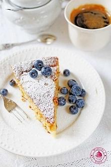 Ciasto z jabłkami i ricottą - Wypieki Beaty