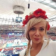 Wianek kibica #eurovolleyM #eurovolleypoland2017 #pgenarodowy #najlepsikibice